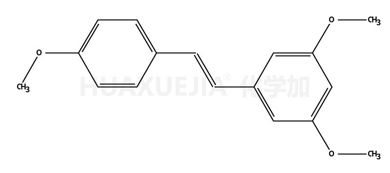 3,4',5-三甲氧基-反-二苯代乙烯