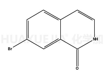 7-溴-1-羟基异喹啉