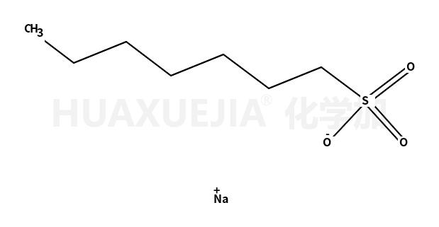 1-庚烷磺酸钠