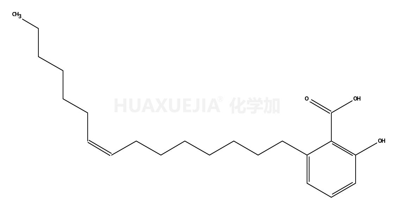 白果酸(银杏酸C15:1)