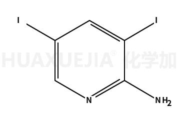2-氨基-3,5-二碘吡啶