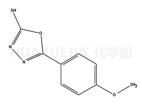 5-(4-甲氧苯基)-1,3,4-噁二唑-2-硫醇