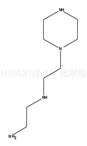 N-[2-(1-哌嗪基)乙基]-1,2-乙二胺