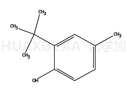 2-叔丁基对甲苯酚