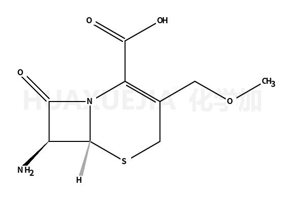 7-氨基-3-甲氧基甲基-3-头孢烯-4-甲酸