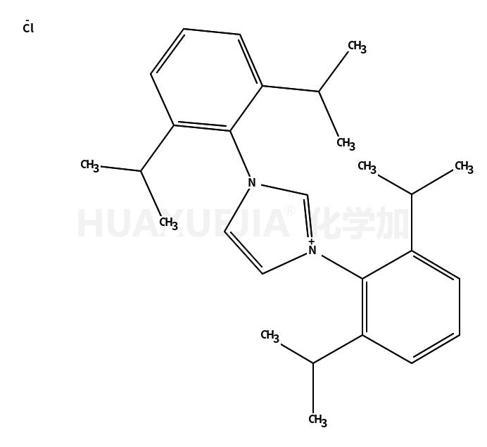 1,3-双(2,6-二异丙基苯基)氯化咪唑鎓