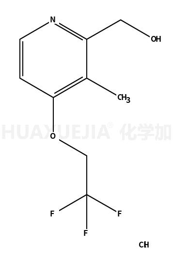 2-羟甲基-3-甲基-4-(2,2,2-三氟乙氧基)吡啶