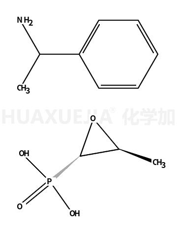 磷霉素 (R)-1-苯乙胺盐