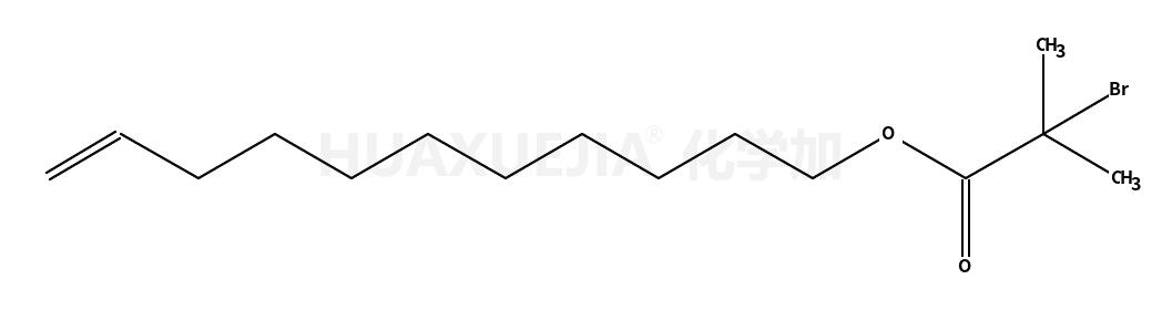 2-溴代异丁酸-10-十一碳烯基酯