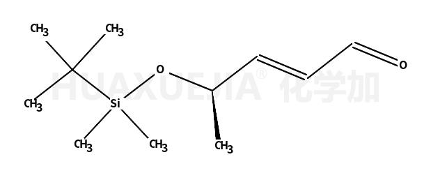 (S,E)-4-((Tert-Butyldimethylsilyl)Oxy)Pent-2-Enal