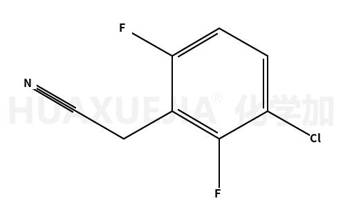 3-氯-2,6-二氟苯乙腈