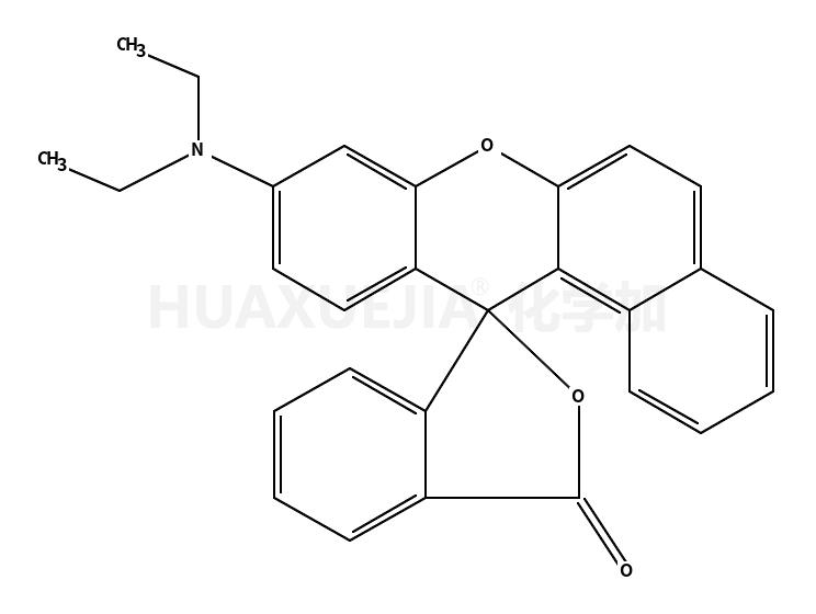 9-(二乙氨基)螺[12H-苯并[A]占吨-12,1,(3,H)-异苯并呋喃]-3,-酮