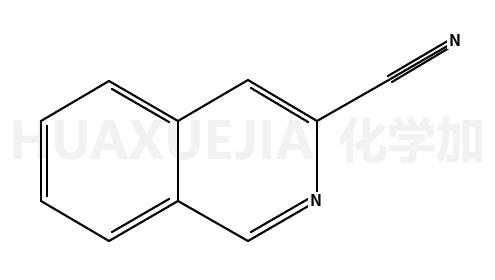 3-氰基异喹啉