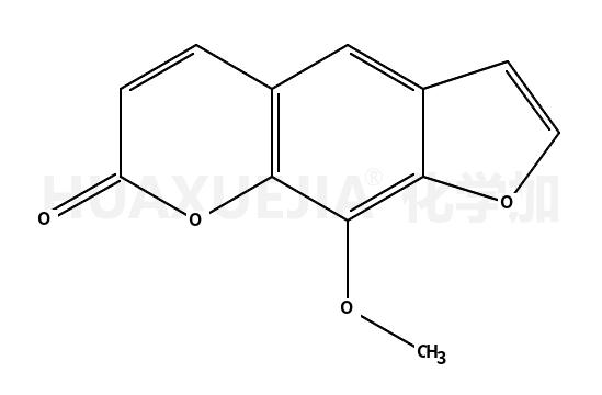 8-甲氧基补骨脂素