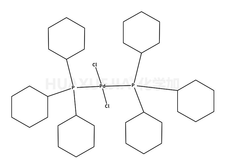 双(三环己基膦)二氯化钯