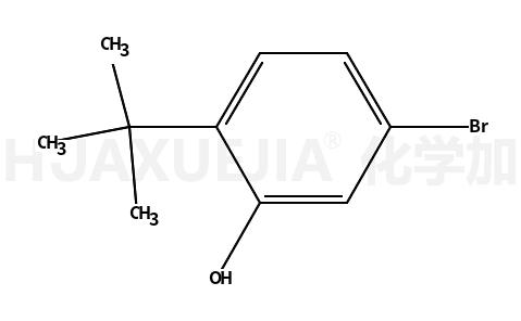 5-溴-2-叔丁基苯酚
