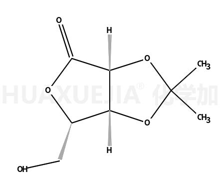 2,3-O-异亚丙基-D-核糖酸 gamma-内酯