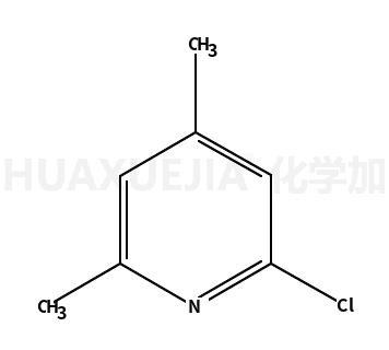 2-氯-4,6-二甲基吡啶