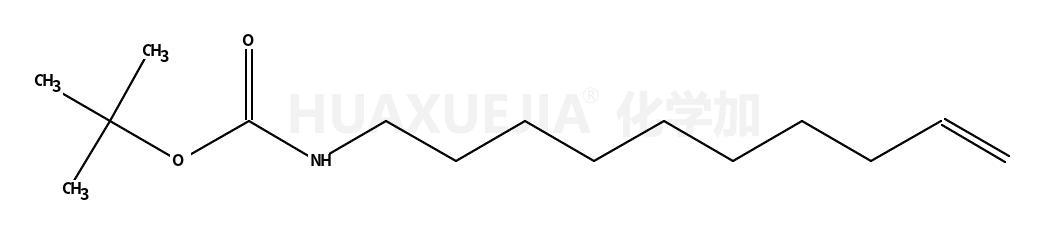 10-N-叔丁氧羰基氨基-1-癸烯