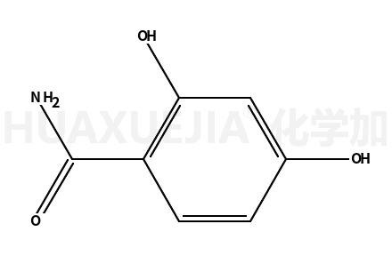 2,4-二羥基苯甲酰胺