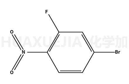 2-氟-4-溴硝基苯