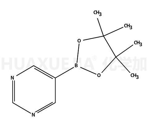 5-(4,4,5,5-四甲基-1,3,2-二氧杂硼烷-2-基)嘧啶