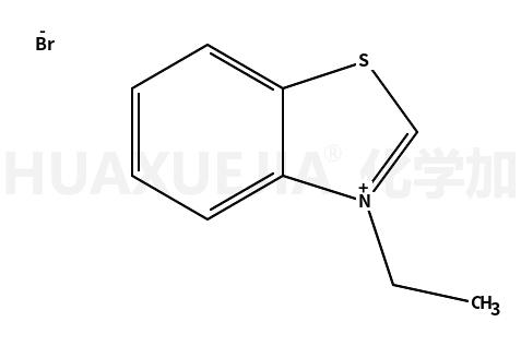 3-乙基苯并噻唑溴化物