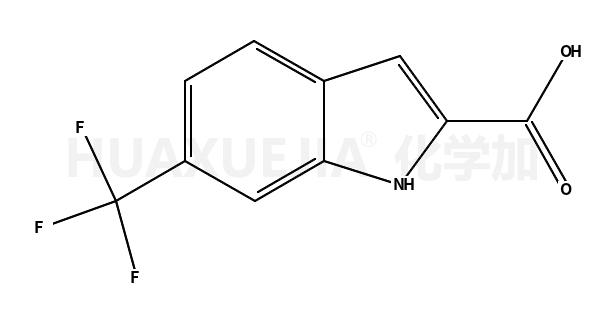 6-(三氟甲基)吲哚-2-羧酸