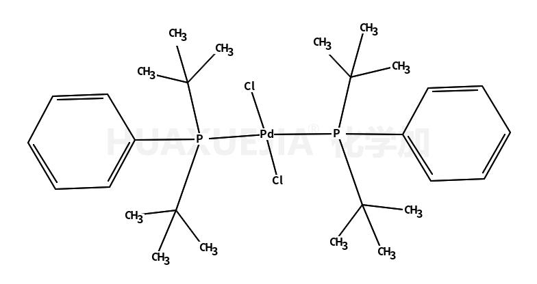 双(二叔丁基苯基膦)二氯化钯(II)