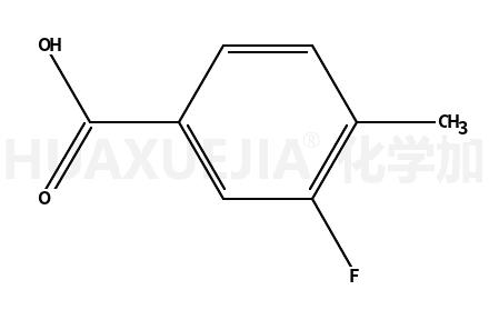 3-氟-4-甲基苯甲酸