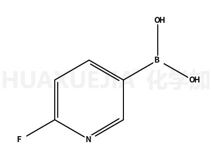 2-氟-5-吡啶硼酸