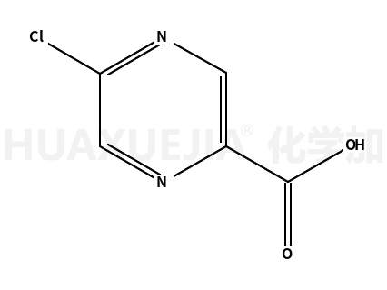 2-氯吡嗪-5-甲酸