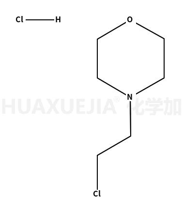 N-(2-氯乙基)吗啉盐酸盐