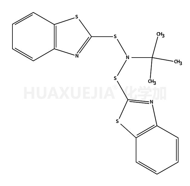 N-叔丁基-双(2-苯并噻唑)次磺酰亚胺