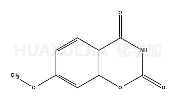7-甲氧基-1,3-苯并恶嗪-2,4-二酮