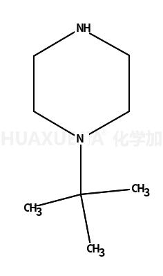 N-叔丁基哌嗪