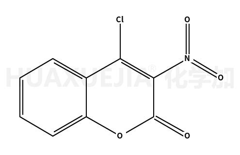 4-氯-3-硝基香豆素