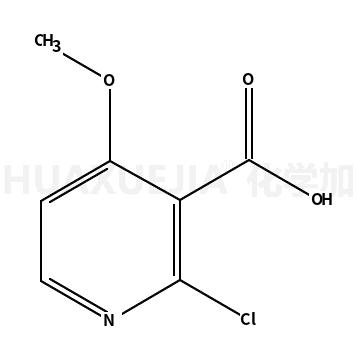 2-氯-4-甲氧基烟酸