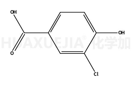 3-氯-4-羟基苯甲酸