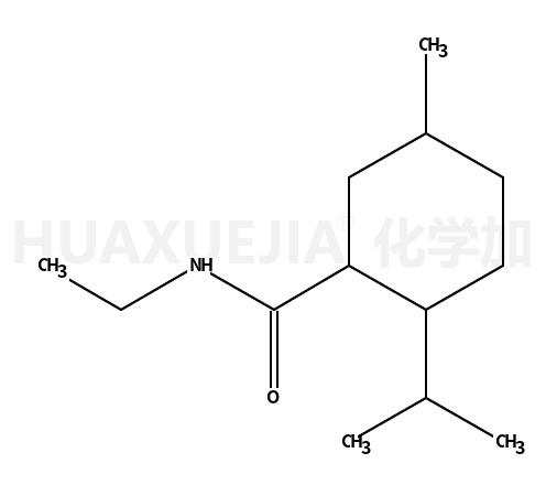 N-乙基-5-甲基-2-(1-甲基乙基)环己甲酰胺