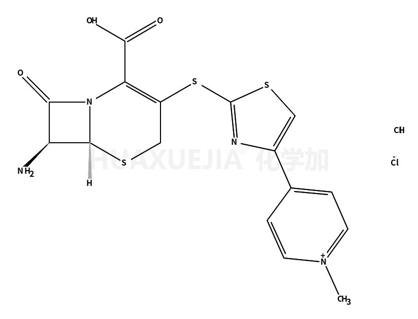 头孢洛林母核