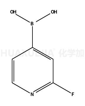 2-氟-4-吡啶硼酸