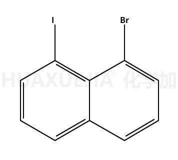 1-溴-8-碘-萘