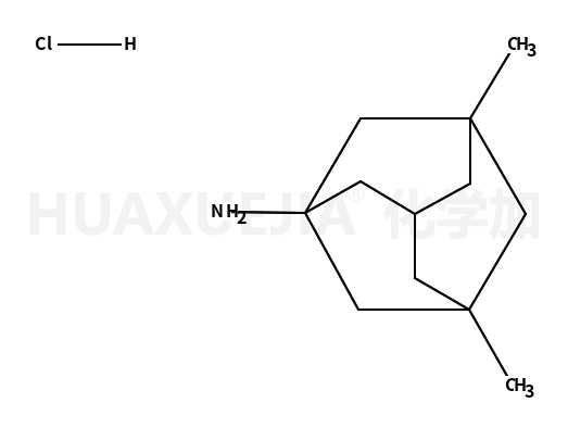 3,5-二甲基金剛胺鹽酸鹽
