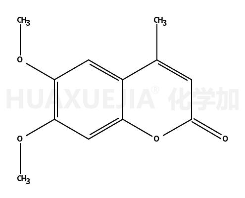 6,7-二甲氧基-4-甲基香豆素