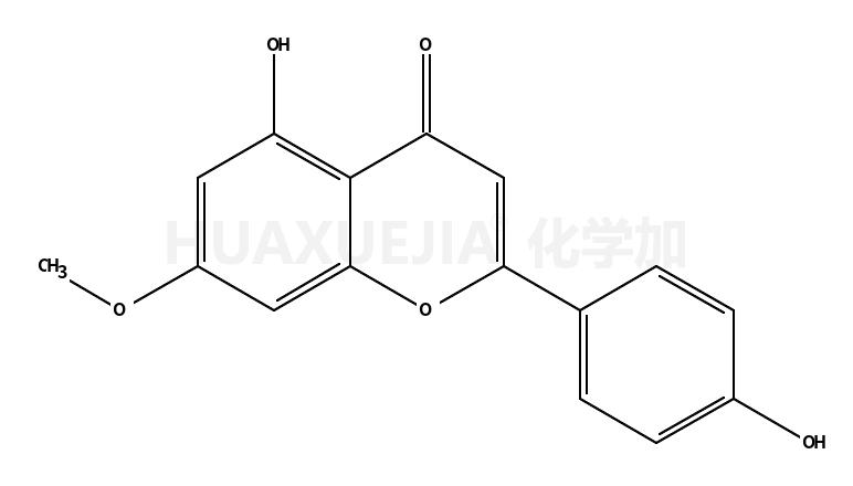 4',5-二羟基-7-甲氧基黄酮