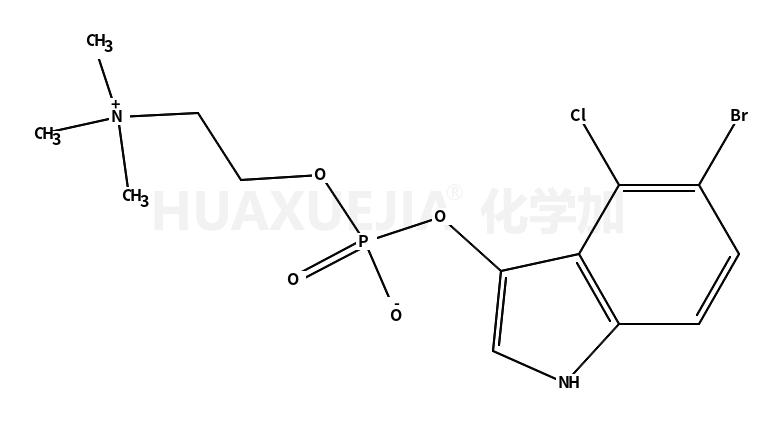 5-溴-4-氯-3-吲哚膽堿磷酸