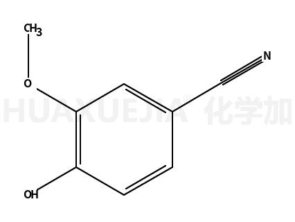 4-羟基-3-甲氧基苯甲腈