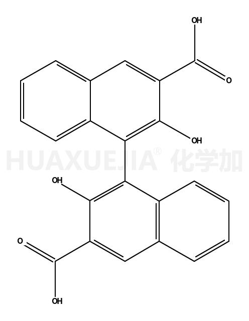 2,2'-Dihydroxy-1,1'-binaphthalene-3,3'-dicarboxylic acid