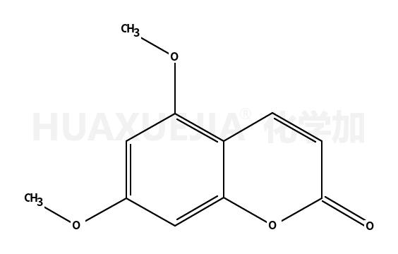 5,7-二甲氧基香豆素